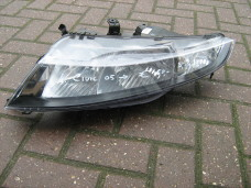 A2240 linker koplamp civic 3-5 deurs na bj 2005